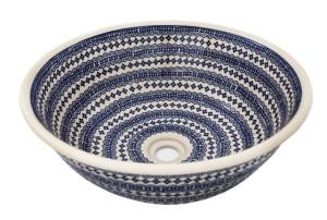 Keramik Waschbecken aus Polen