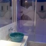Badezimmer Idee Galerie - Antike Waschbecken - Handbemalte Art Deco Aufsatz Waschbecken