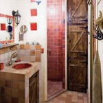 Wohnideen - Antike Waschschale - Bemalte Antikes Aufsatz Waschbecken
