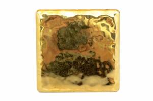 Fliesen Gold