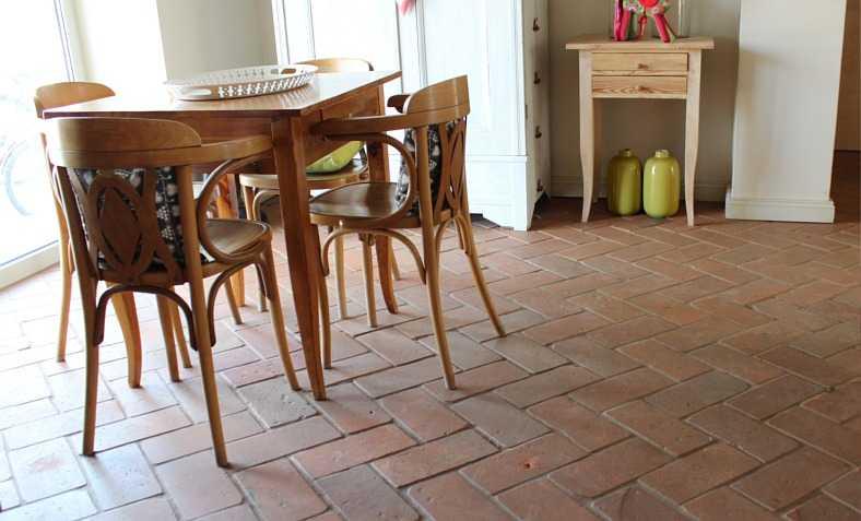 Terracotta Badezimmer Designer & Vintage Waschbecken