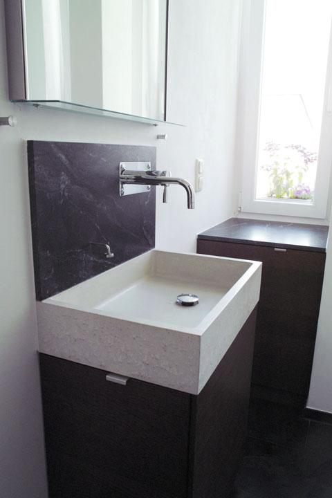 beton waschbecken design designer vintage waschbecken. Black Bedroom Furniture Sets. Home Design Ideas