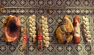 Polnische Zementfliesen