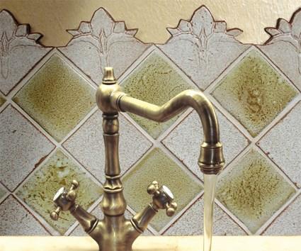 Vintage Mosaik