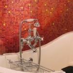 Orange Mosaik