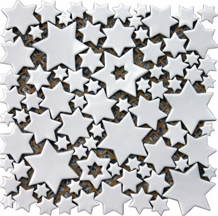 Sterne Mosaik