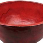 Handgemachtes Waschbecken aus Keramik